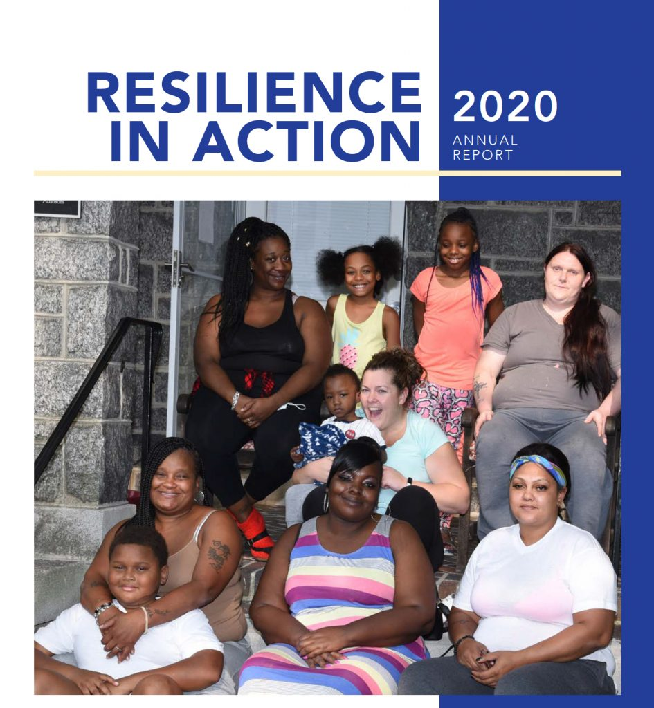 Resilience in Action – Annual Report 2020