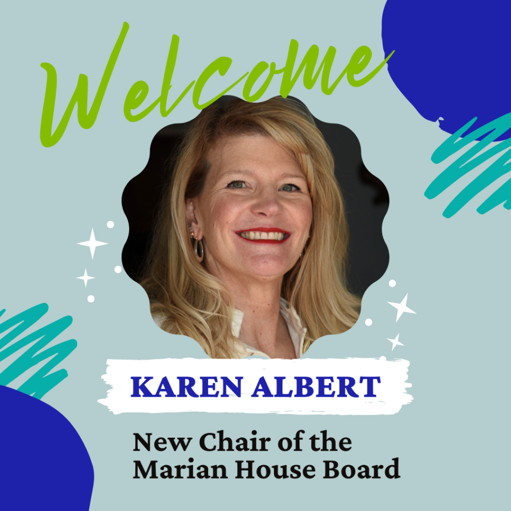 Volunteer Spotlight – Karen Albert