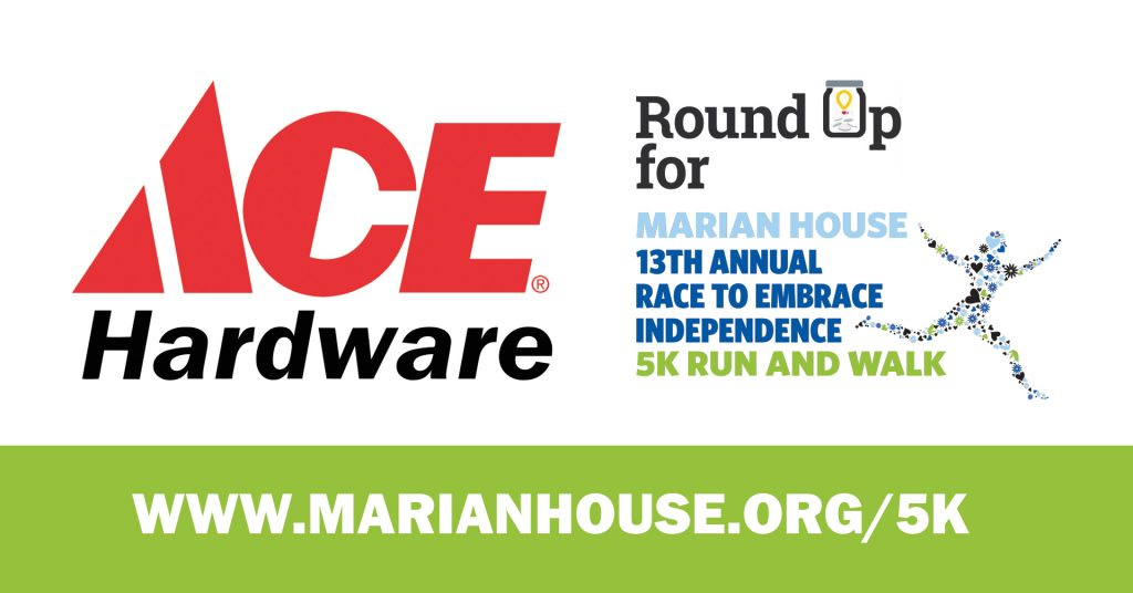 Ace Hardware – Round Up for Marian House